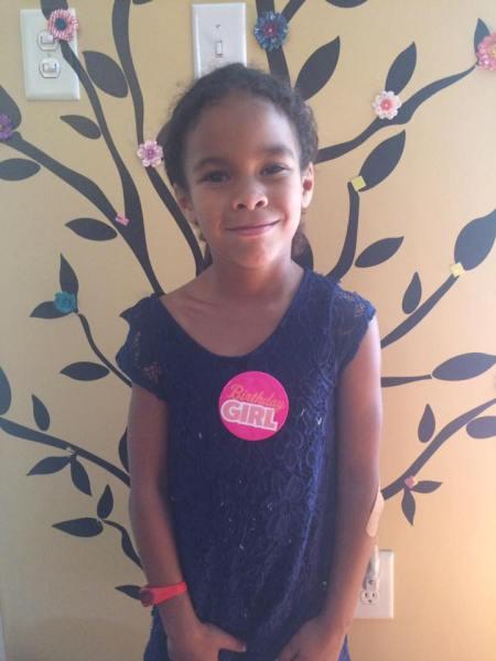 Naylah age 7
